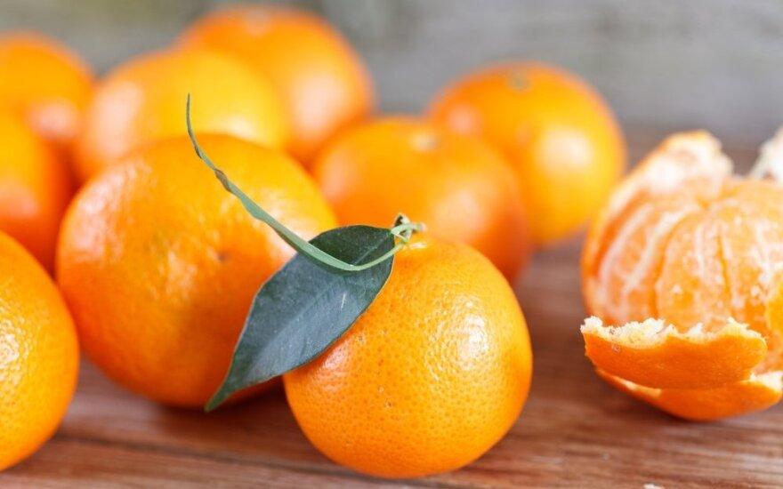 Kuo sveikatai naudingi mandarinai: gausu vitaminų ir antioksidantų