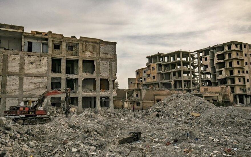 Turkijos aviacija smogė kurdų taikiniams Irako šiaurėje