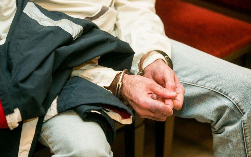 Dviguba žmogžudystė Naujojoje Akmenėje: sulaikytas girtas įtariamasis