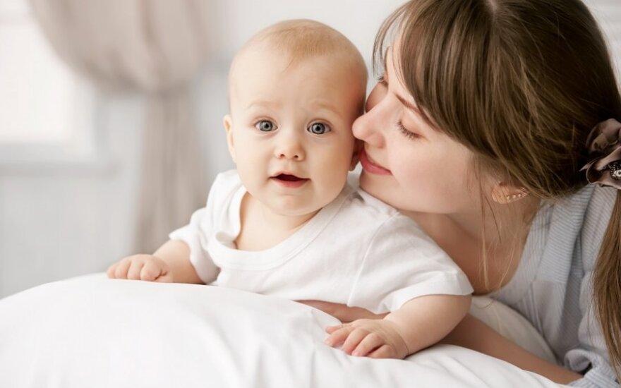 Jaunos mamos problemos: nebežinau, kaip gydytis...