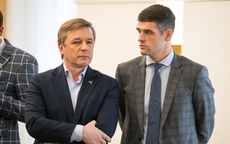 Ramūnas Karbauskis, Remigijus Žemaitaitis