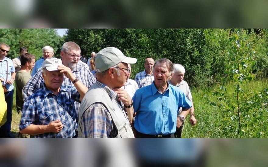 Ekskursija po pavyzdingiausiai prižiūrimo Jono Beconio miško valdas
