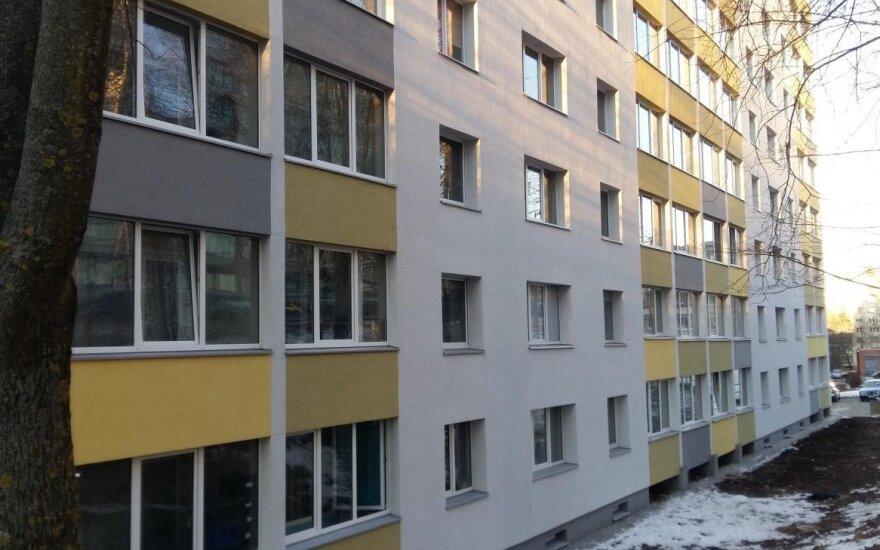 Balandį – mažesnis butų rinkos aktyvumas ir kuklesni kainų pokyčiai
