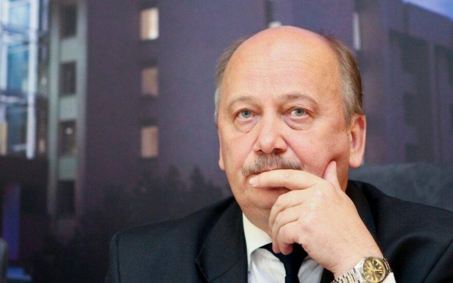 Lietuvos lenkų sąjųngos vadovas Michalas Mackevičius atsisako vykti į apklausą Lenkijoje