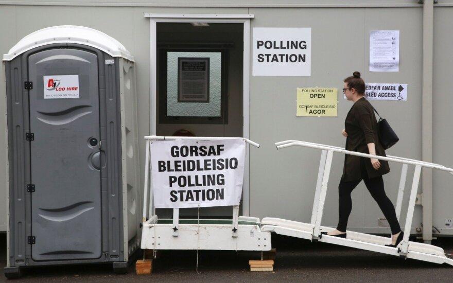JK politiniai lyderiai rinkimų išvakarėse medžioja neapsisprendusių rinkėjų balsus