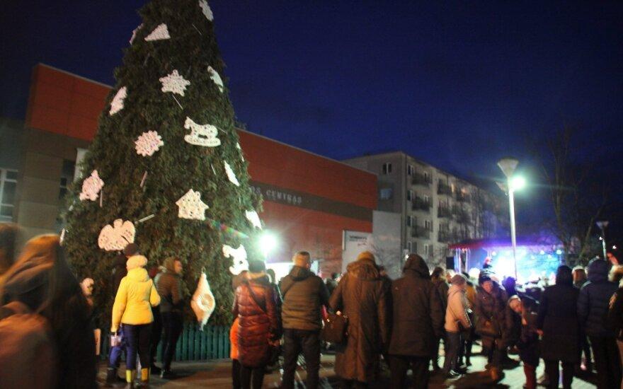 Kalėdinis koncertas įžiebė aistras