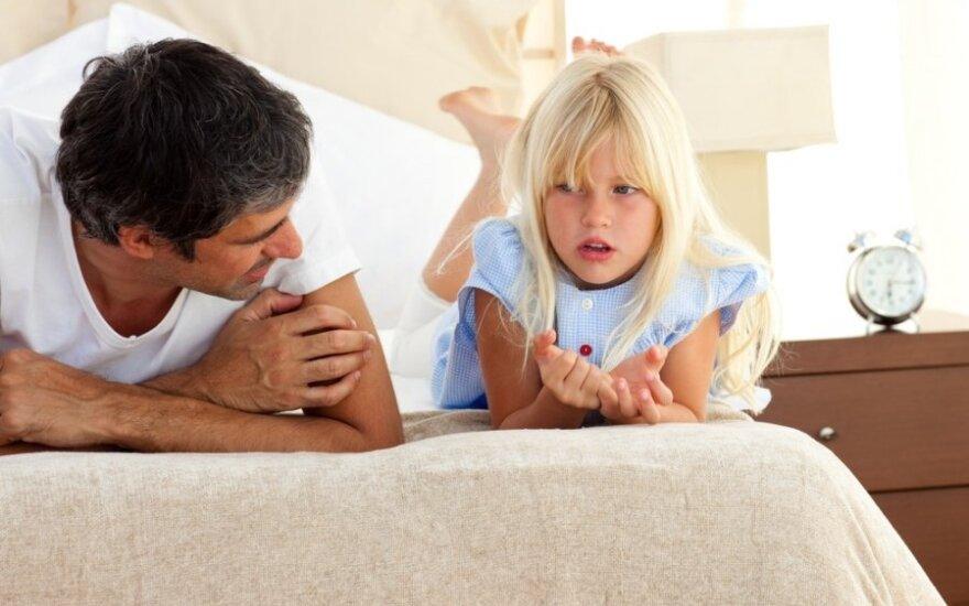 Kaip susikalbėti su savo vaiku?
