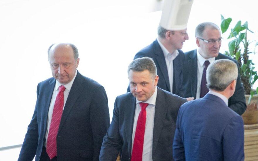 Buvęs premjero patarėjas Valentinavičius: bandymai prispausti Eligijų Masiulį atsimušdavo kaip į sieną