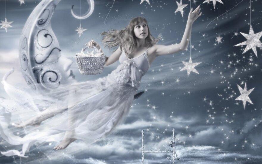 Horoskopas savaitei (rugsėjo 22-28 d.)