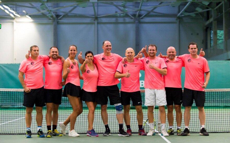 """Top Tennis Club"" komanda"