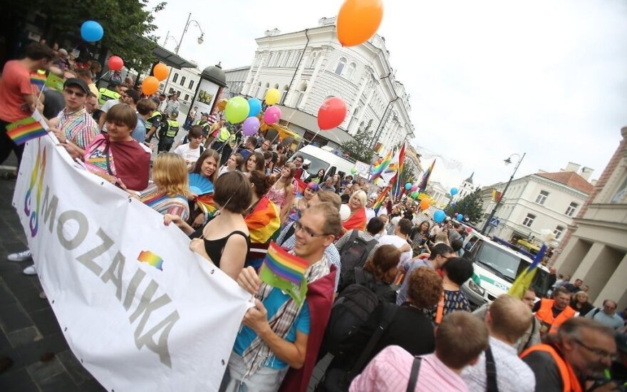 It's not just about 'Pride' for Lithuania's LGBT community