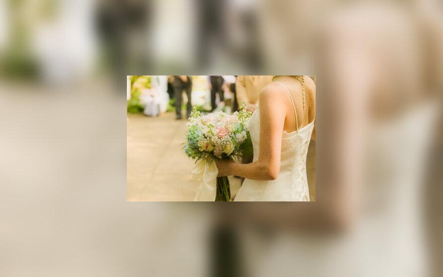 Vedybos, vestuvės, nuotaka