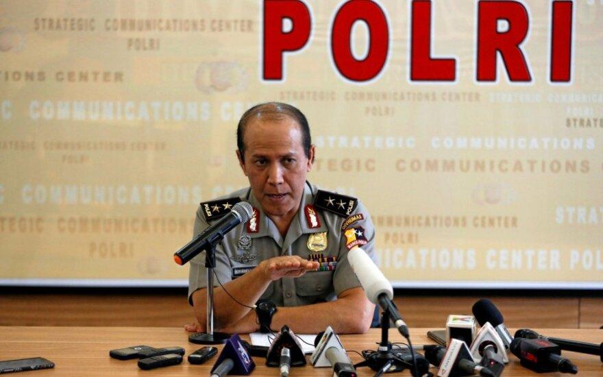 Indonezijos policijos atstovas spaudai Boy Rafli Amaras