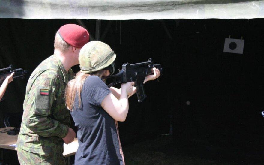 Keisis Lietuvos kariuomenės rezervo sistema