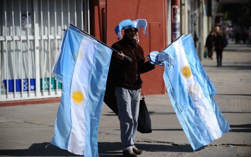 JAV apskundė Argentiną dėl prekybos barjerų