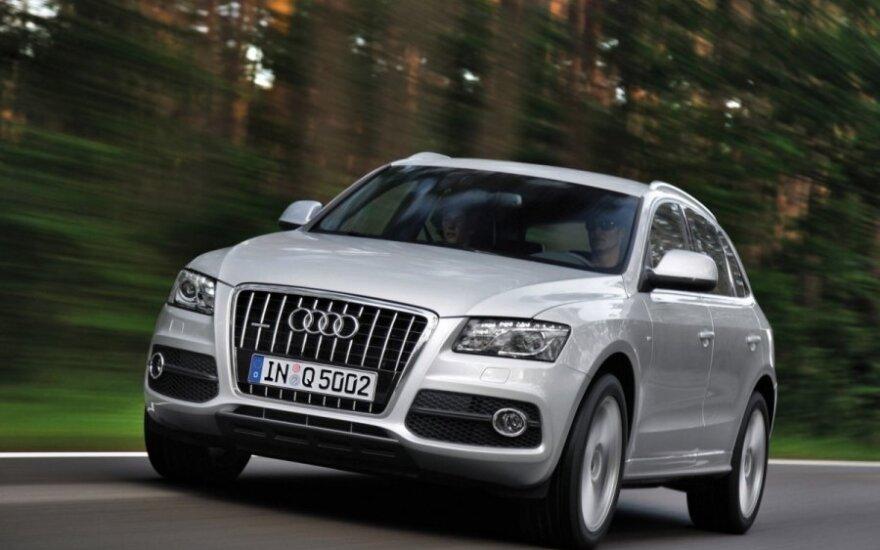 Audi Q5 (2009 m.)