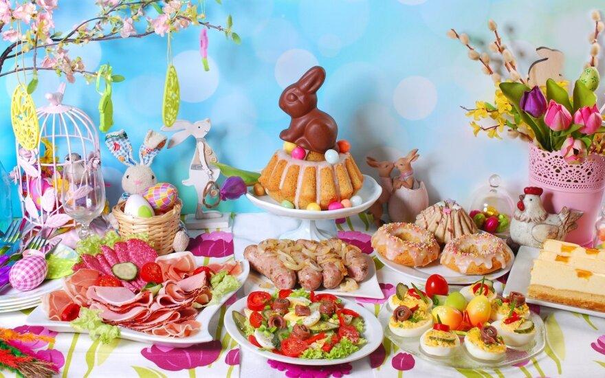 Velykiniai desertai, kurie sužavės mažuosius
