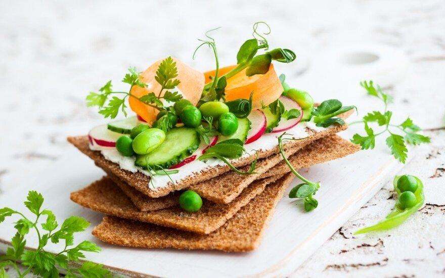 5 maisto produktai, kurie atstatys po žiemos išsekusį organizmą