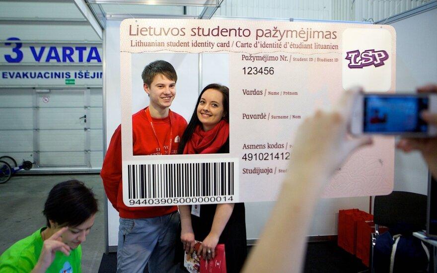 Magistrantams siūlo 7 eurų stipendiją