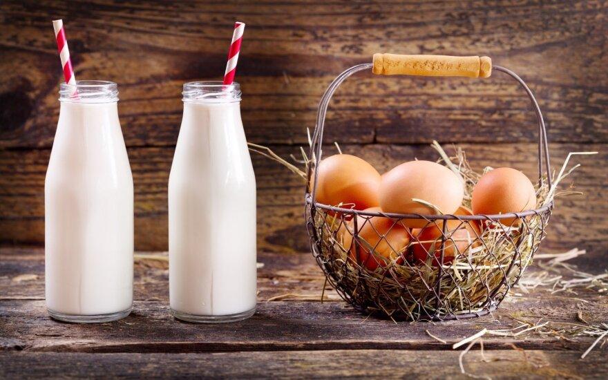 Ūkininkai apie pavasarines kainas – kas brangs, kas pigs