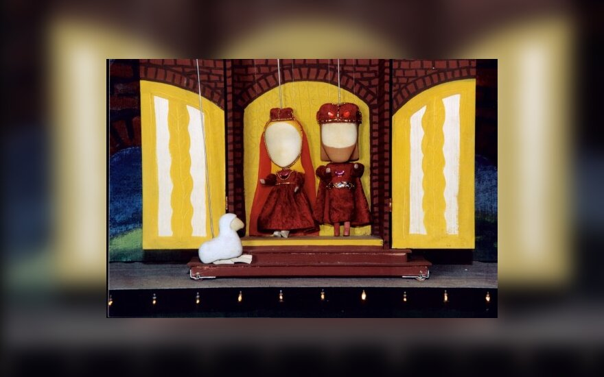 """""""Lėlės"""" spektakliai vaikams - vėl Trakų pilyje"""