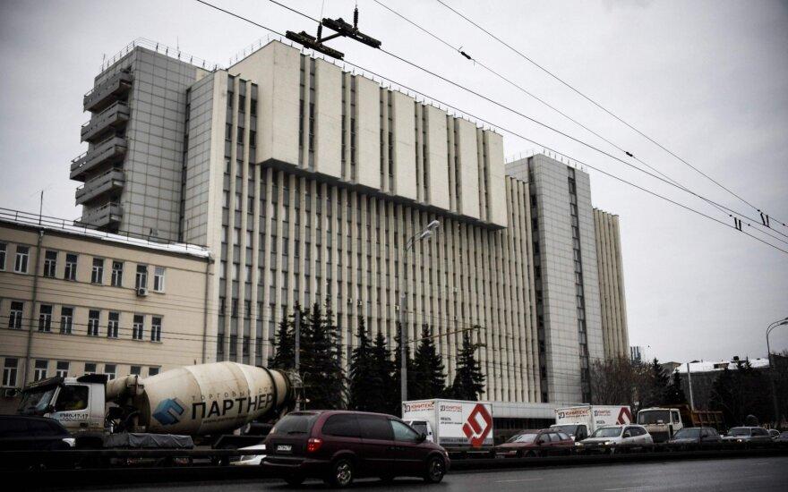 """OPCW: Rusija niekuomet nedeklaravo turinti """"Novičiok"""" atsargų"""