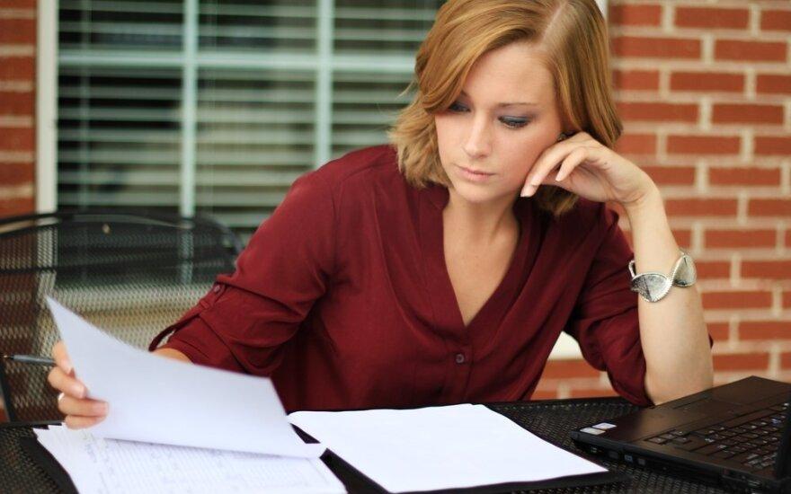 Šokiruojanti mada: moterys dėl karjeros atsisako menstruacijų