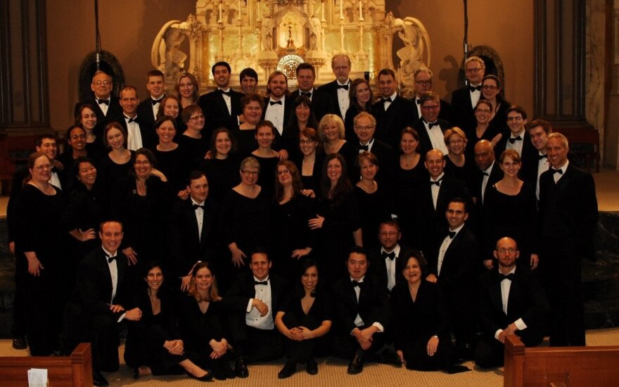 Chicago Chorale mixed choir