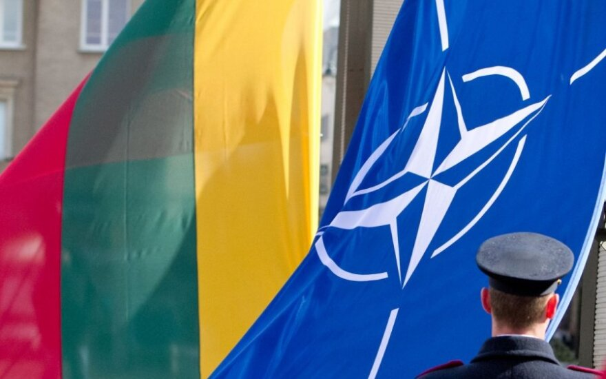 Lithuania's Ukraine embassy to serve as NATO representation
