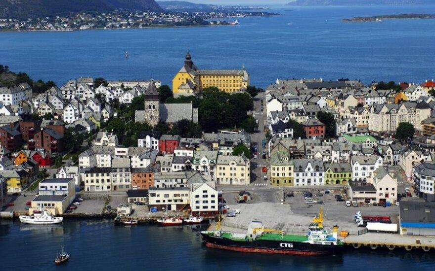 Tėvo iš Norvegijos atsakas užrūstintiems komentatoriams