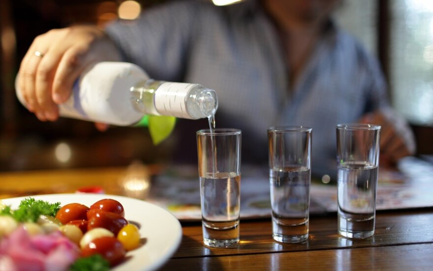 Lithuania's alcohol market hits decade-low