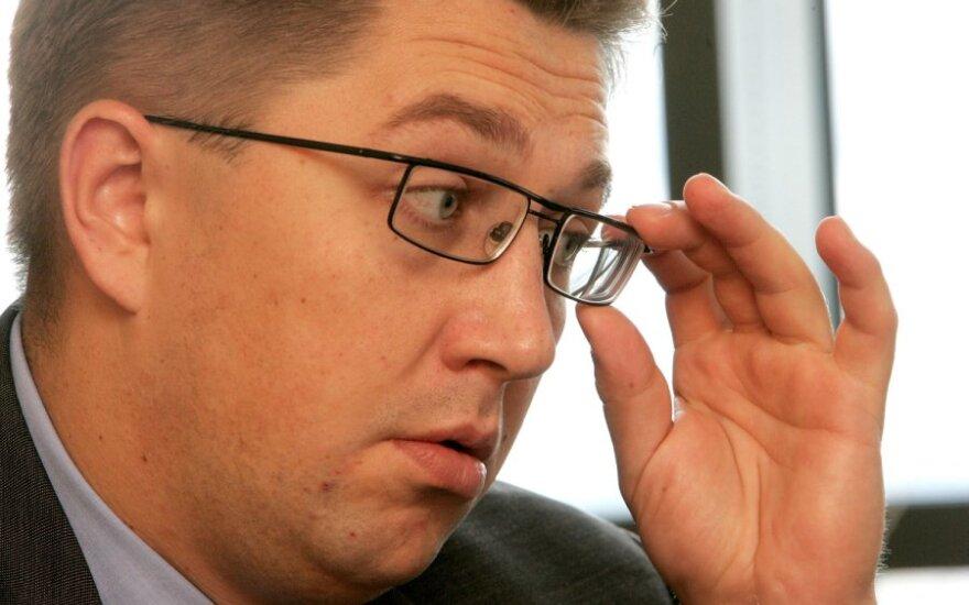 A.Janukonis kaltina N.Udrėną prezidentės klaidinimu