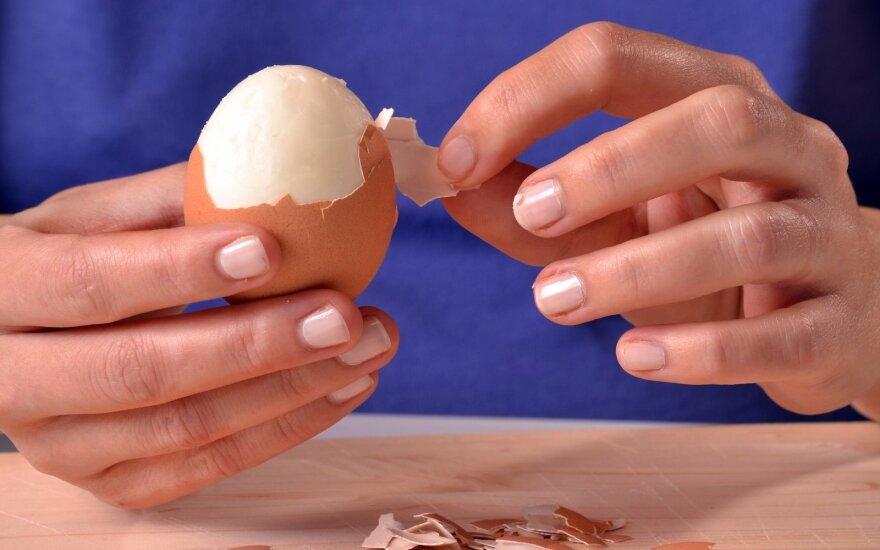 Lupti kiaušiniai