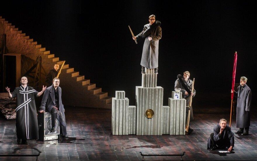 Lithuanian production of Pushkin's Boris Godunov receives award in Russia
