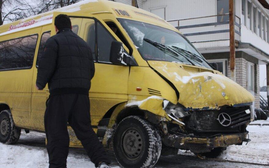 Vilniaus viešajame transporte – karo padėtis