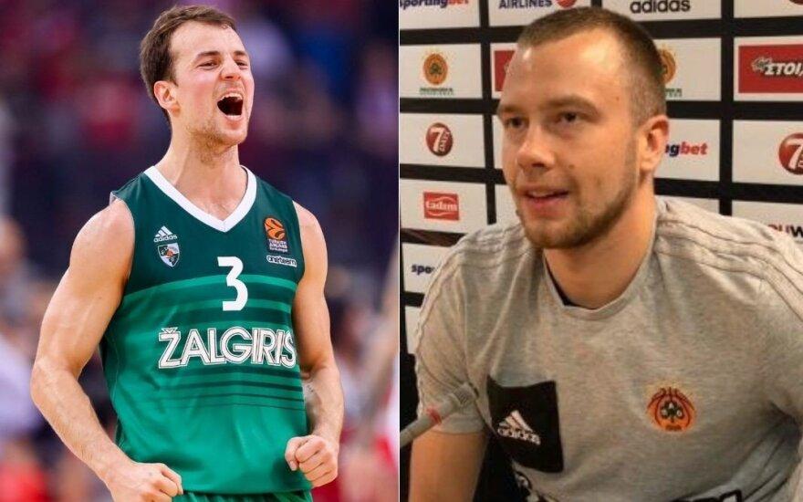 """Drąsi Lekavičiaus prognozė: """"Žalgiris"""" laimės Eurolygą, o Pangosas taps finalo MVP"""