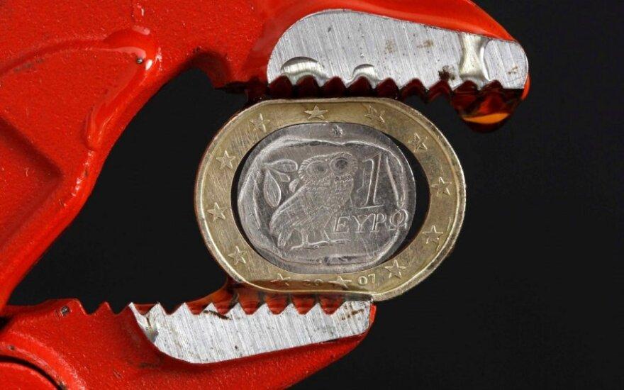 Šalis, kuri neskuba prisijungti prie euro zonos, kelia savo sąlygas