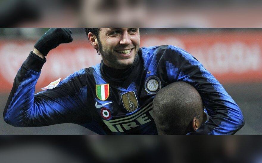 """Giampaolo Pazzini (""""Inter"""")"""