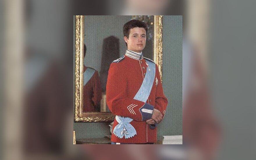 Princas Frederikas