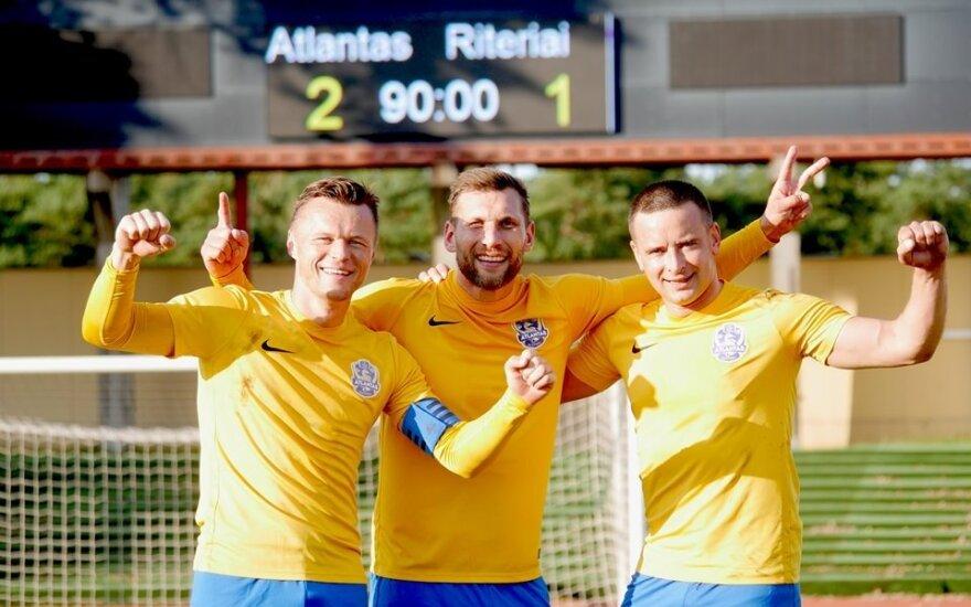 """Klaipėdos """"Atlantas"""" / FOTO: atlantas.lt"""
