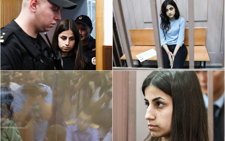 Sukrečiantys rusų mafijos klano boso dukterų liudijimai: daugiau kentėti nebegalėjome