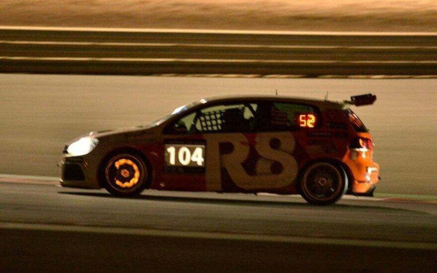 24 valandų lenktynės Dubajuje