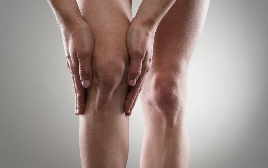 Reumatoidinio artrito simptomai: delsti negalima