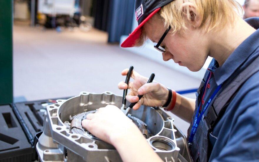Geriausio jaunojo automechaniko konkursas 2019