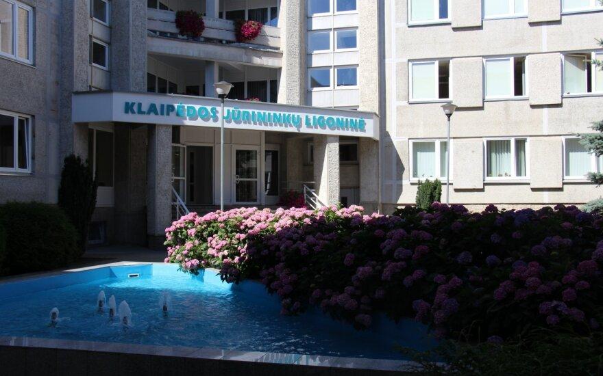Klaipėdos jūrininkų ligoninė