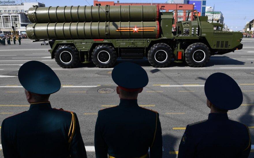 Turkija jau siunčia kariškius į Rusiją