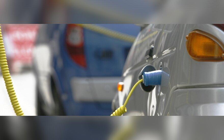 Vilnius planuoja senamiesčiui pirkti dujomis arba elektra varomas viešojo transporto priemones
