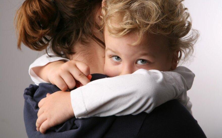 Išrinkta šalis, kur geriausia būti mama