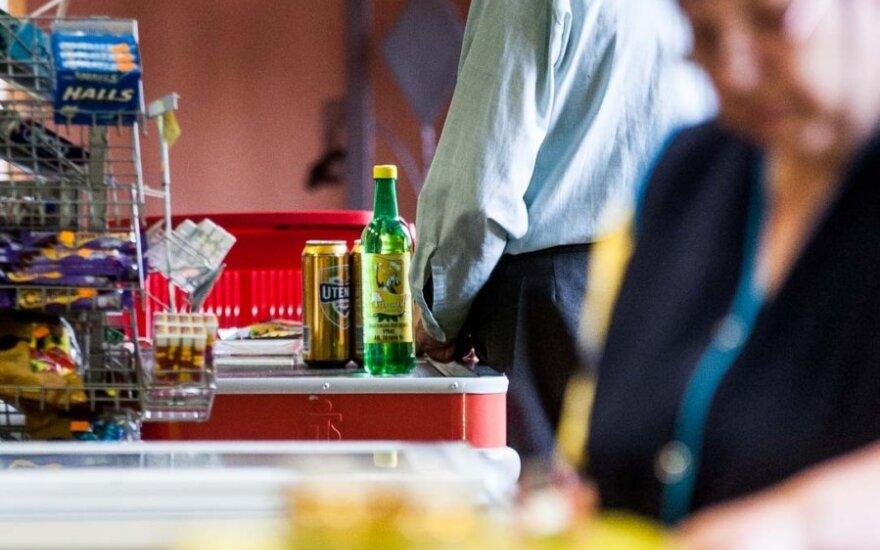Suaugusiųjų logika: alkoholiui pakanka, vaikų gėrimams - ne
