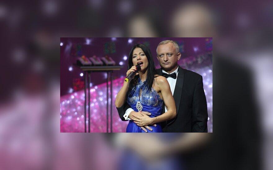 """""""Žvaigždžių duetuose"""" – A.Pilvelytės ir R.Bubnelio triumfas"""